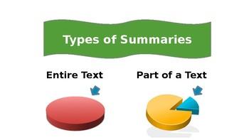 Summarizing Fiction