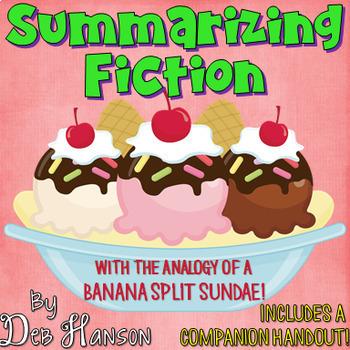 Summarizing Fiction: A Bundle of Activities