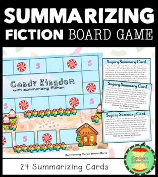 Summarizing Fiction Board Game