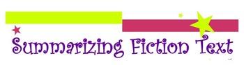 Summarizing Fiction Poster