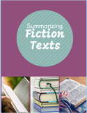 Summarizing Fiction Texts
