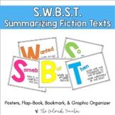 Summarizing Fiction Texts (SWBST)