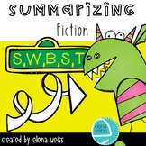 Summarizing Fiction using S,W,B,S,T:  Posters, Graphic Org