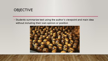 Summarizing Fiction with the Minions