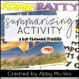 Summarizing Freebie:  SomeBATTY, Wanted, But, So!