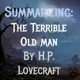 Summarizing a Short Story: H.P. Lovecraft