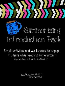Sequencing Introduction Pack