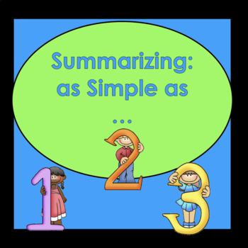 Summarizing Made Simple