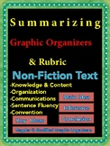 Summarizing Non-Fiction Text Rubric