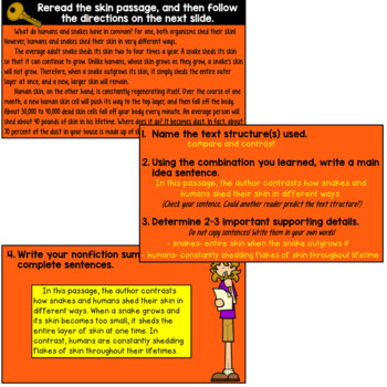 Summarizing Nonfiction: A Bundle of Activities!