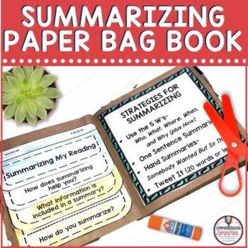 Summarizing Paper Bag Book