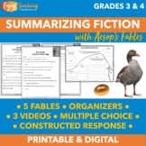 Summarizing Practice Packet with Passages