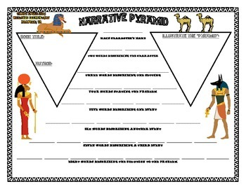 Summarizing Pyramid (Fiction)