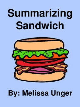 Summarizing Sandwich