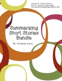Summarizing Short Stories Bundle