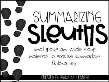 Summarizing Sleuths
