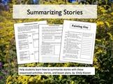 Summarizing Stories
