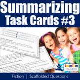 Summarizing Task Cards #3