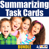 Summarizing Task Cards (Bundle)