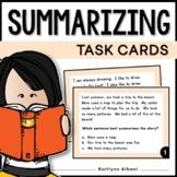 Summarizing Task Cards for Reading Comprehension