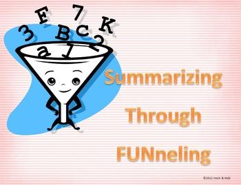 Summarizing Through FUNneling - Nonfiction
