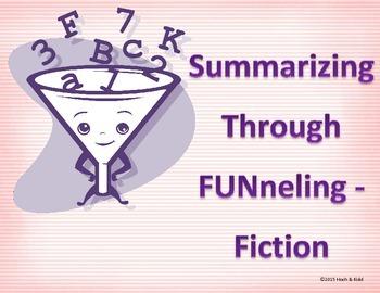 Summarizing Through FUNneling - Fiction