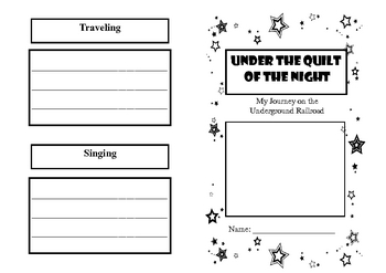 Summarizing Under the Quilt of the Night:  Journey Journal