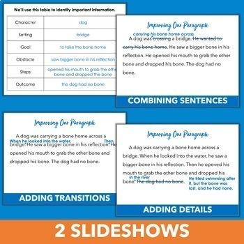 Summarizing Unit - Third, Fourth, and Fifth Grade