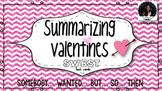 Summarizing Valentines SWBST Activity Summarize Strategy