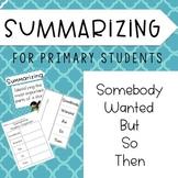 Summarizing for Primary