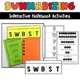 Summarizing Interactive Notebook Activities