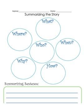 Summarizing the Story