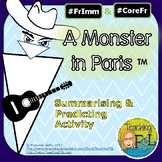 Summary Activity for Un Monstre à Paris (animated movie)