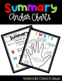 Summary Anchor Charts