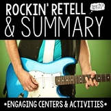 Retell and Summary Activities