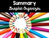 Summary Chart Graphic Organizer
