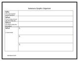 Summary Graphic Organizer