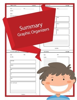 Summary Graphic Organizers