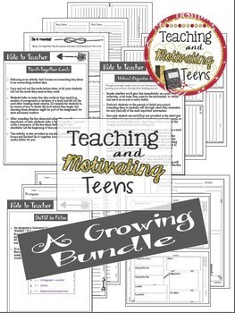 Summarizing Activities & Graphic Organizers with Steps Checklist, Middle & High