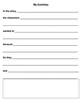 Summary Organizer