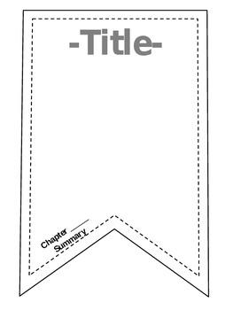 Summary Pennant Flags