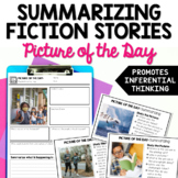 Summary - Picture of the Day Reading Routine
