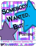 Summary Posters with Worksheet