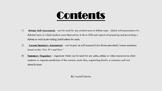 Summary Rubrics and Text Organizers