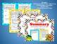 Summary - Summarizing - Sensory Language - Figurative Language-Task Cards Bundle