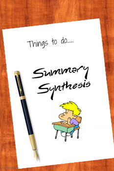 Summary Synthesis (Sample)