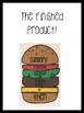 Summary Writing {{Cheeseburger Craftivity}}