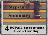 Summary Writing - ELA relevant details #Fisforfebruary