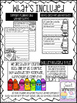 Summary Writing and Bulletin Board for THE CRAYON BOX THAT TALKED