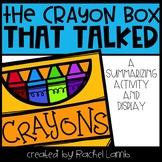 The Crayon Box That Talked Summarizing